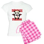 Zombie Panda Women's Light Pajamas