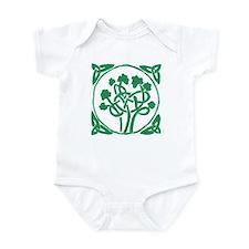 Cute Leprachaun Infant Bodysuit