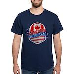 Canadian American Dark T-Shirt