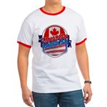 Canadian American Ringer T