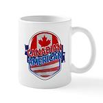 Canadian American Mug