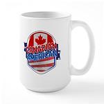 Canadian American Large Mug