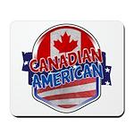 Canadian American Mousepad