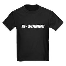 Bi-Winning like Charlie Sheen T