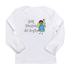 Grandparents Long Sleeve Infant T-Shirt
