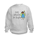 Great grandma Crew Neck