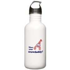 Who's Your Crawdaddy Water Bottle
