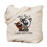 Hurt Felines Tote Bag