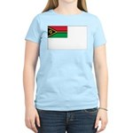 Vanuatu Naval Ensign Women's Light T-Shirt