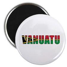 Vanuatu Magnet