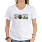 0522 - Runway ten Women's V-Neck T-Shirt