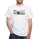 0522 - Runway ten White T-Shirt