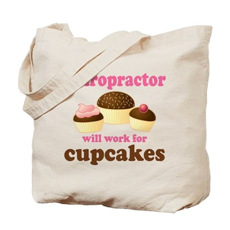 Funny Chiropractor Tote Bag