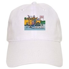 Female Bus Driver Baseball Cap