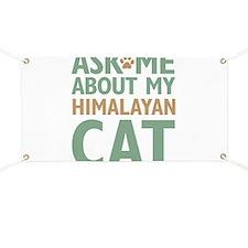 Himalayan Cat Banner