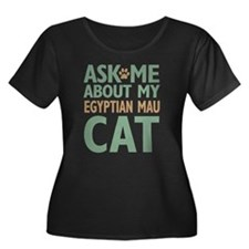 Egyptian Mau Cat T