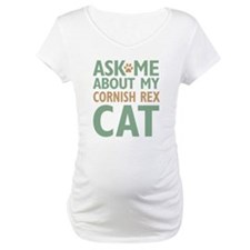 Cornish Rex Cat Shirt