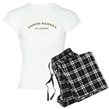 South Dakota 100% Authentic Pajamas