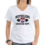 Croatian Bodybuilding Shirt