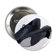 "Tap Shoes 2.25"" Button"