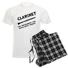 Clarinet Genius pajamas