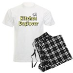 Kitchen Engineer Men's Light Pajamas