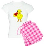 Dad Heart Chick Women's Light Pajamas