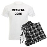 Needful Doer Men's Light Pajamas
