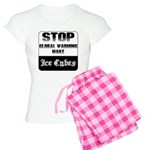 Stop Global Warming Women's Light Pajamas
