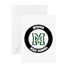 Medina Greeting Card