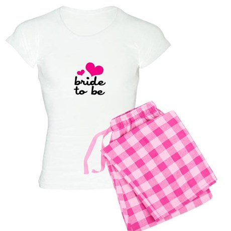 Bride To Be Women's Light Pajamas