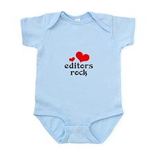 Editors Rock Infant Bodysuit