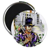 VooDoo New Orleans 2.25&quot; Magnet (10 pack)