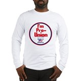 Pro Union Long Sleeve T-Shirt