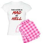 MAD AS HELL b Women's Light Pajamas