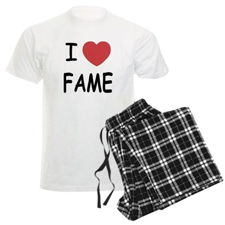 I heart fame Men's Light Pajamas