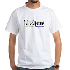 HindJew Half Indian Half Jewish Shirt
