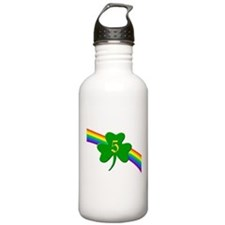 5th Shamrock Water Bottle