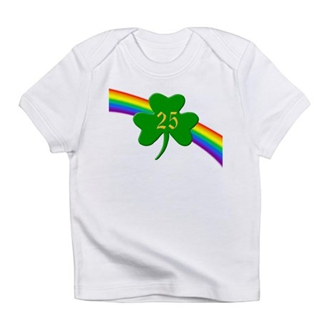 25th Shamrock Infant T-Shirt