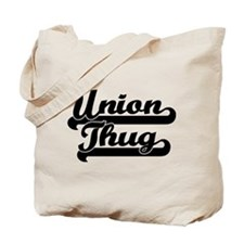 Union Thug Tote Bag