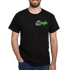 McLaughlin Green 2 Celtic Dragon T-Shirt