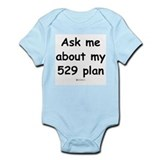 529 Plan -  Infant Creeper
