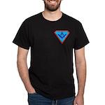 Masonic Diamond Black T-Shirt