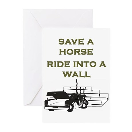 Save A Horse Greeting Cards (Pk of 10)