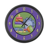 Children's wall Giant Clocks