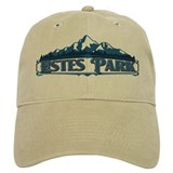 Estes Park Blue Mountain Baseball Cap