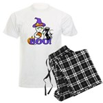 Halloween Ghost Men's Light Pajamas