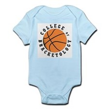 College of Bracketology Infant Bodysuit
