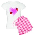 Ladybug Love Women's Light Pajamas