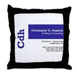 Cdh Throw Pillow